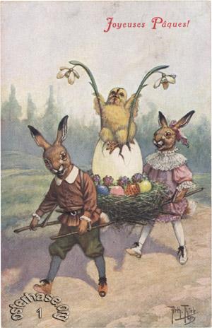 Osterhase Org Bilder Und Glückwünsche Zu Ostern 2018